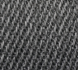 BL4090AV - Sisal Plain Black (Bolon for Aviation)